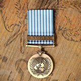 United Nations Korea-Medal Range-Foxhole Medals