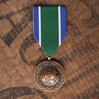 United Nations Medal ONUC-Medal Range-Foxhole Medals