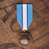 United Nations Medal UNFICYP-Medal Range-Foxhole Medals