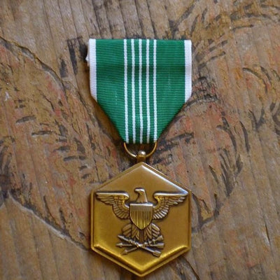 US Army Commendation Medal-Replica Medal-Foxhole Medals