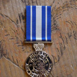 VIC Police Diligent & Ethical Service Medal-Medal Range-Foxhole Medals