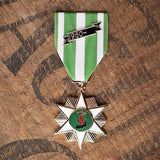 Vietnamese Campaign Star-Replica Medal-Foxhole Medals