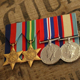 WW2 Pacific Group-Popular Medal Groups-Foxhole Medals
