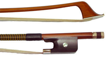 pernambuco double bass bow french style