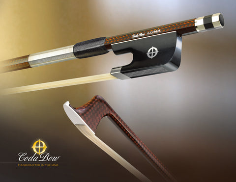 codabow luma cello bow