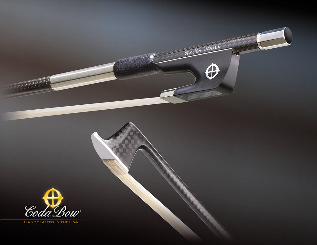 codabow joule violin bow