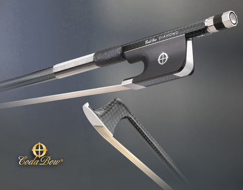 codabow diamond sx cello bow
