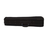 shaped suspension violin case