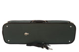 green exterior violin case