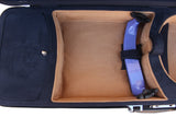 lightweight violin case with shoulder rest holder