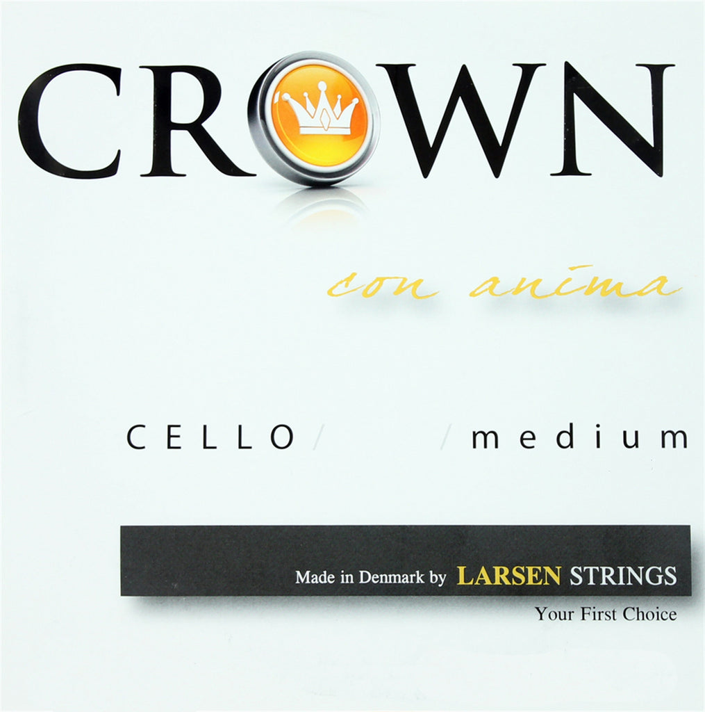 larsen crown cello strings