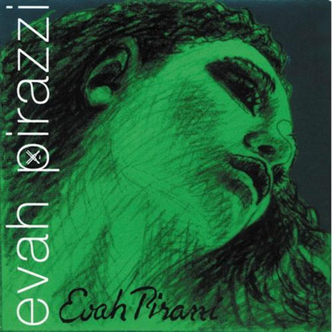 evah pirazzi synthetic violin strings