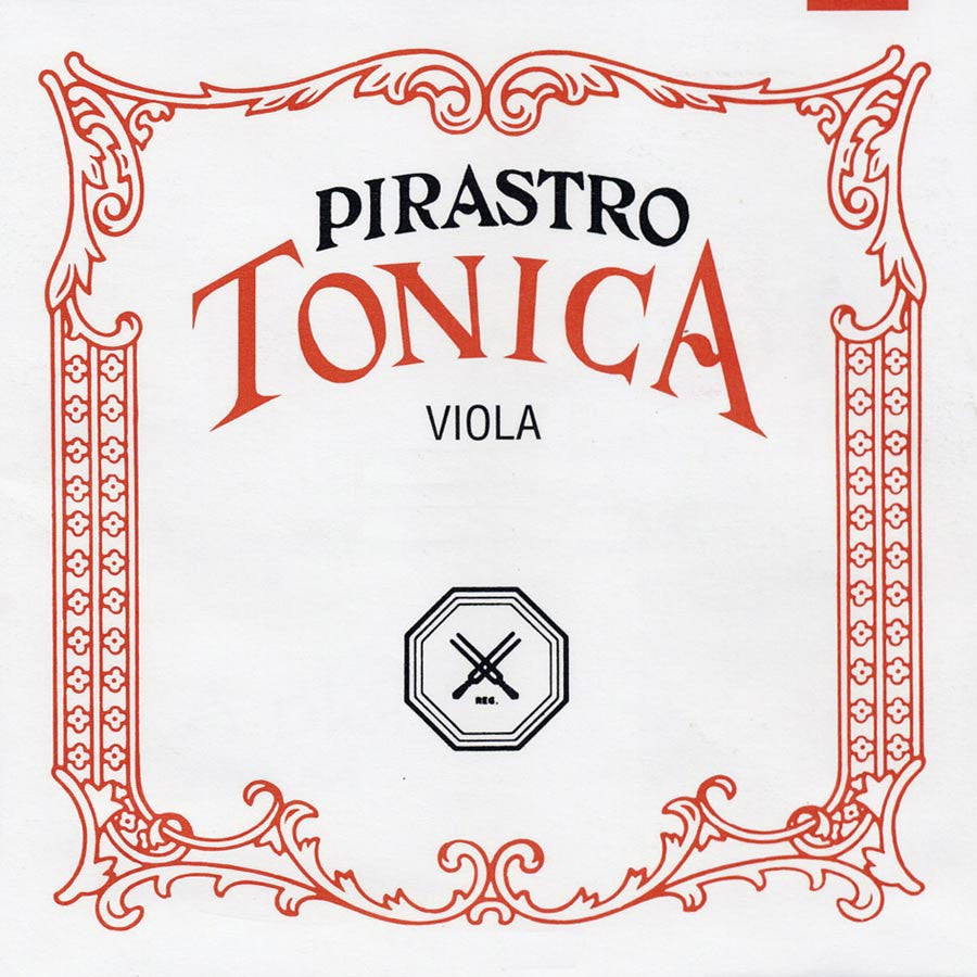 tonica nylon core viola strings