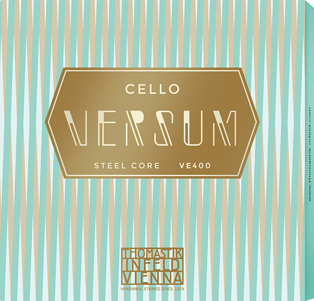 versum alloy cello strings