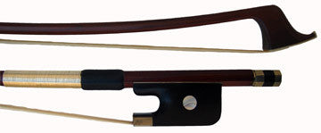 brazilwood double bass bow french style