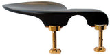 guarneri ebony gold hill bracket chinrest