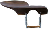 guarneri rosewood chinrest for violin and viola