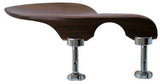 guarneri rosewood nickel hill bracket chinrest