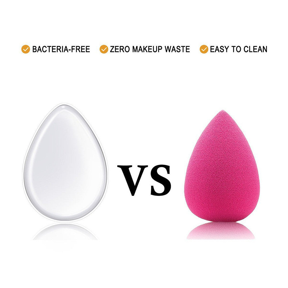 silicone makeup blender