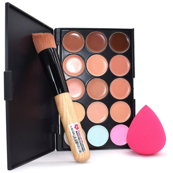 Face Makeup Set