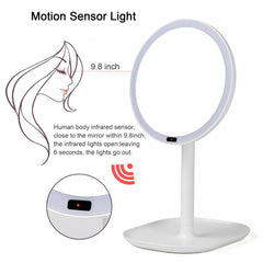 Motion Sensor Lighted Mirror