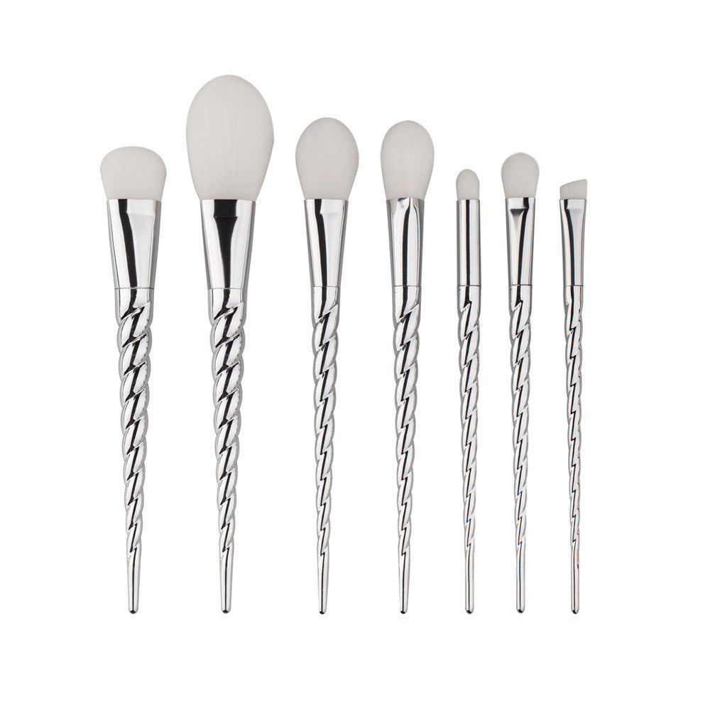 Unicorn Brushes Silver