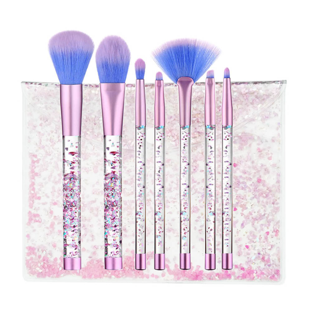 Glistening Aquarium Liquid Brushes - Dolovemk Beauty
