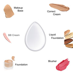 Silicone Makeup Blenders - Dolovemk Beauty