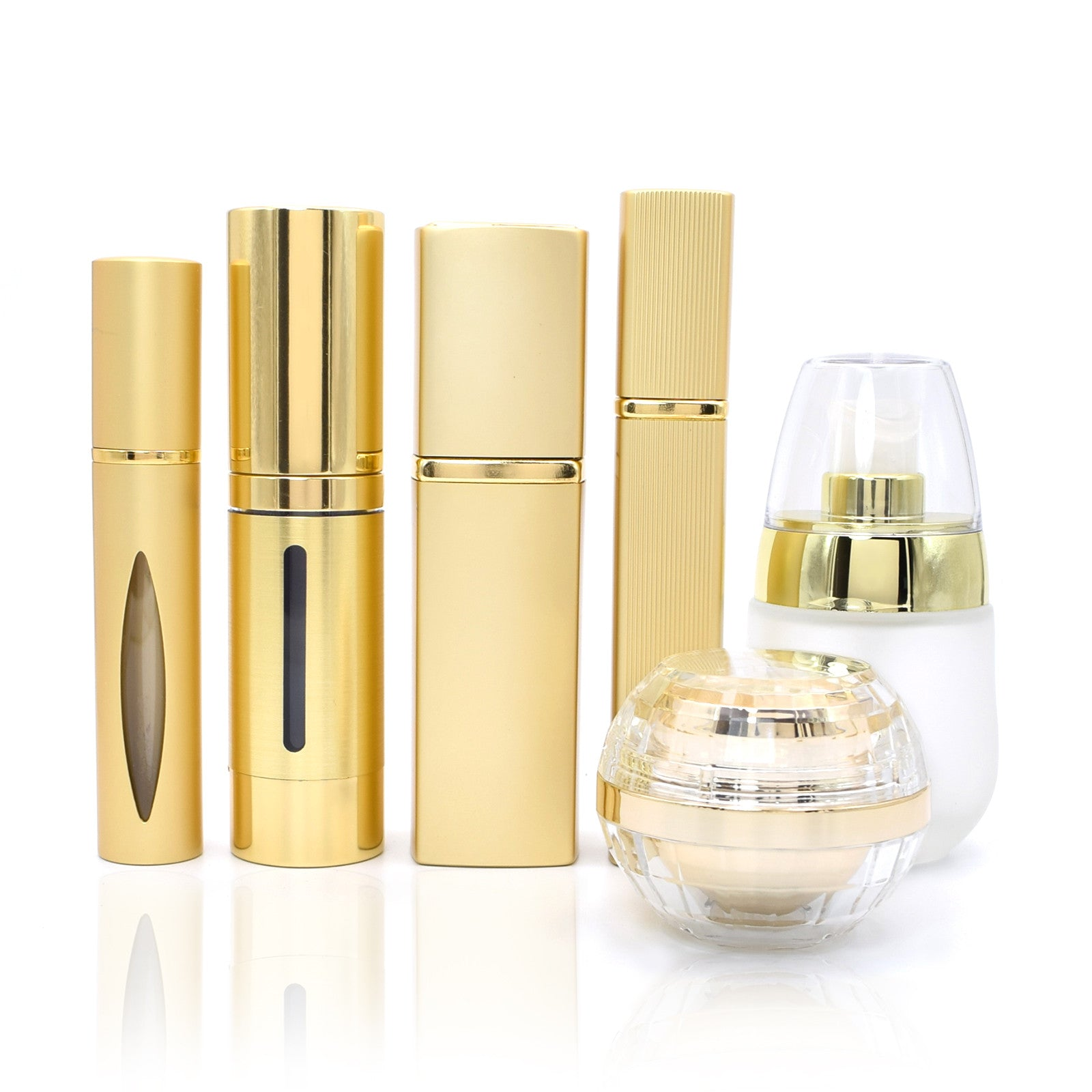 Luxury Bottles Set - Dolovemk Beauty