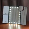 Magnifying Lighted Mirror
