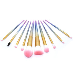 Rainbow's Brushes Set