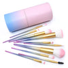 Rainbow's Brushes Set - Dolovemk Beauty