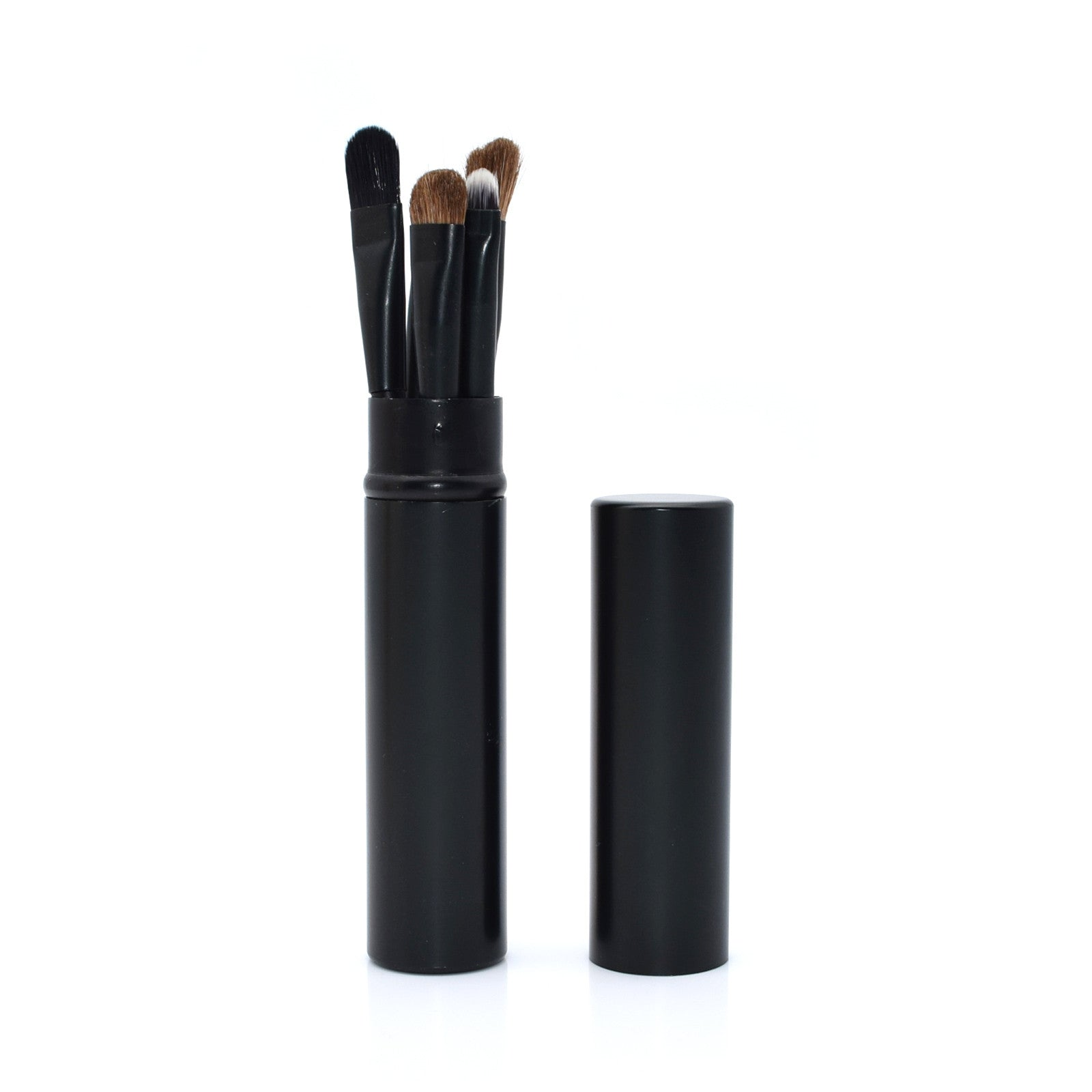 Eye Makeup Brushes Set (5 Pieces) - Dolovemk Beauty