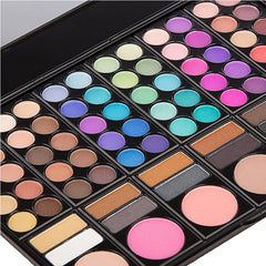 78 Colors Eyeshadow Palette