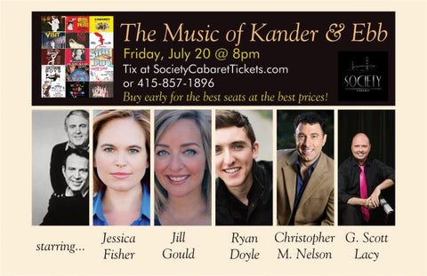 18  07/20/18 - The Music of Kander & Ebb
