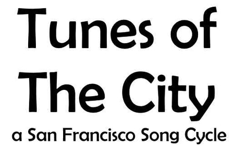 Tunes of the City - Writers Lab - 02/08/2020