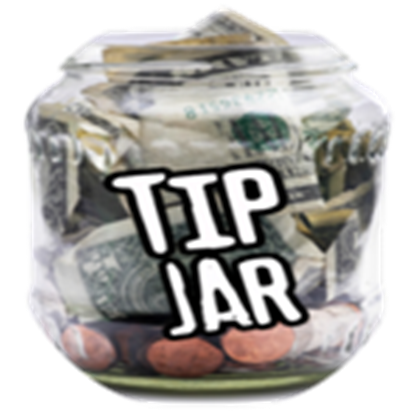 Holiday Tip Jar - Curtain Call - 12/04/2020