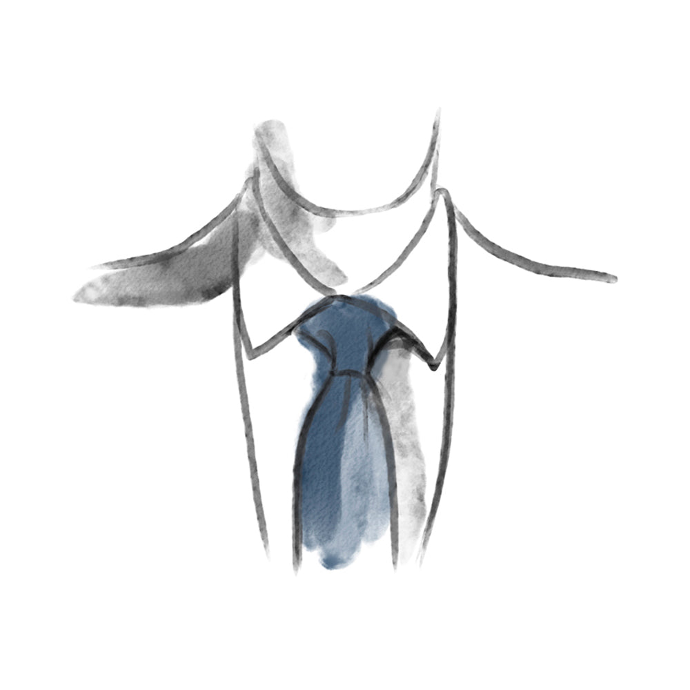 Aklasu Details as Important as the Essential: Collar and Tie