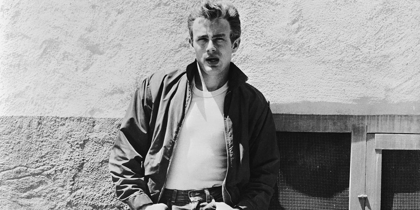James Dean: Rebel Without a Cause, 1955 Kobal Collection