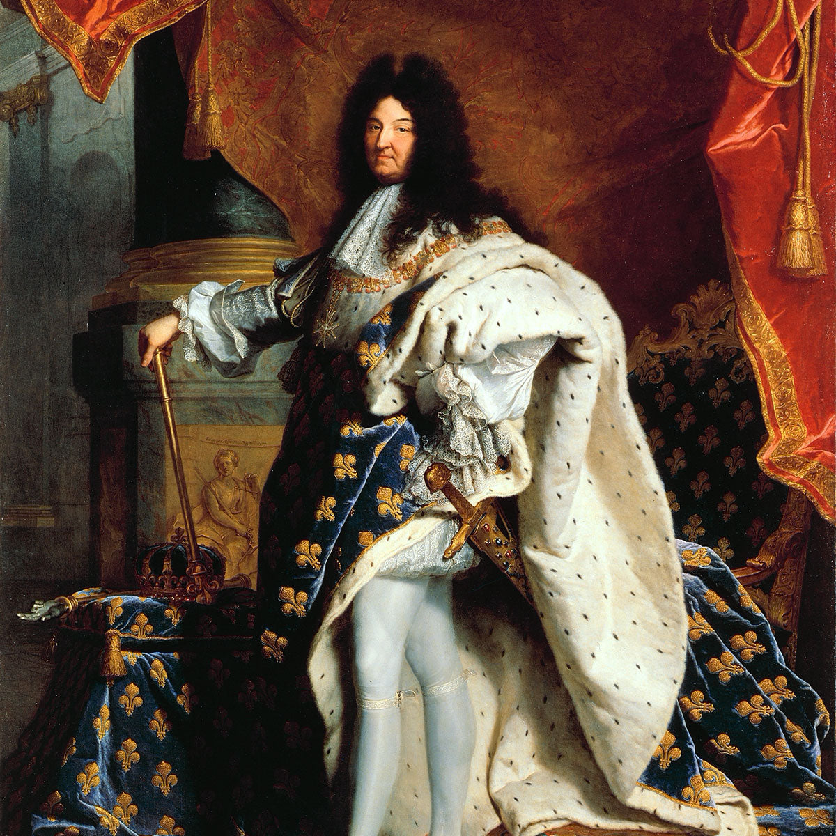Louis XIV of France Courtesy Wikipedia