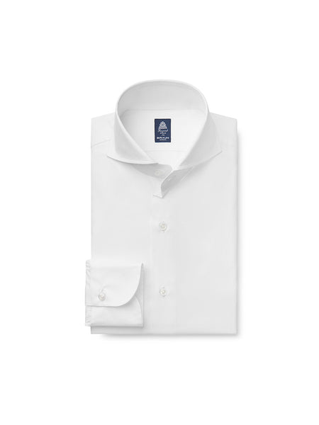 White Braun of Hamburg Dress Shirt