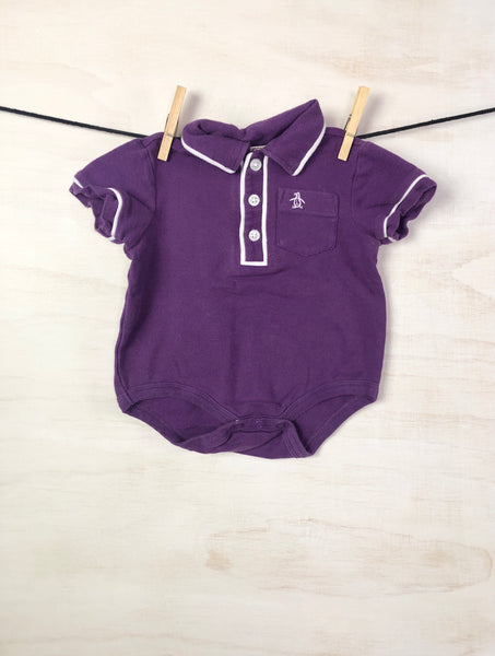 ORIGINAL PENGUIN • Bodysuit, 6-9M