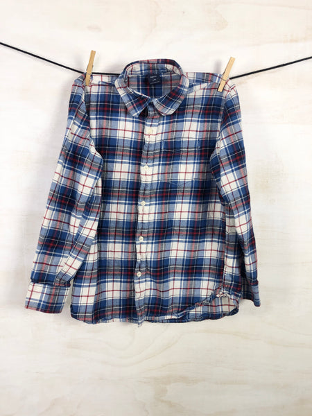 GAP • Button-down, (L)9-10Y