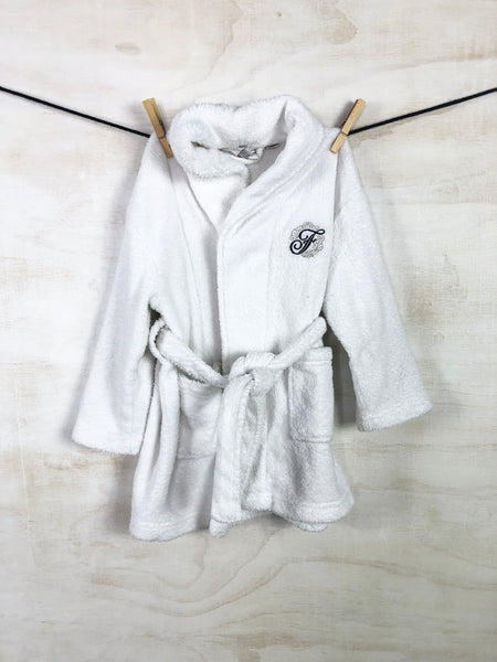 FAIRMONT HOTELS • Bath robe, 12M-3X