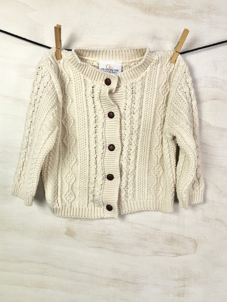 GLOUCESTER KNITTING • Sweater, 18-24M