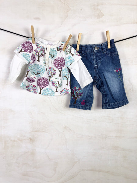 Outfit, 0-3M