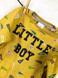 Long-sleeve tee, 9-12M