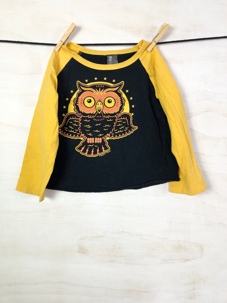 Long-sleeve tee, 5Y