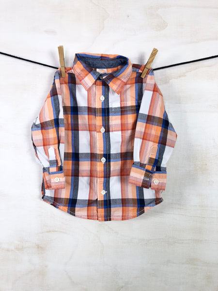 Button-down, 18-24M