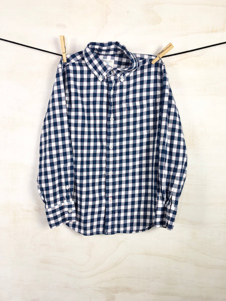 CREWCUTS • Button-down, 8Y